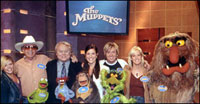 Muppets on Family Feud
